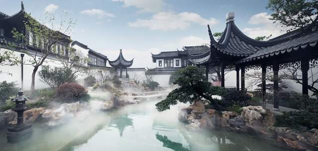 Chiêm ngưỡng ngôi nhà đắt giá nhất Trung Quốc - 1