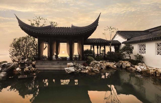 Chiêm ngưỡng ngôi nhà đắt giá nhất Trung Quốc - 7