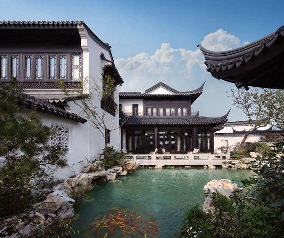 Chiêm ngưỡng ngôi nhà đắt giá nhất Trung Quốc - 8