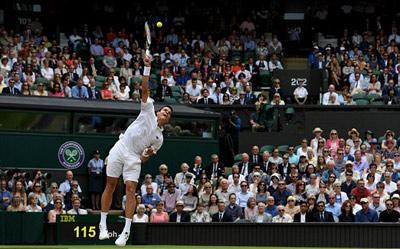 Chi tiết Federer– Raonic: 5 set kịch chiến (KT) - 3
