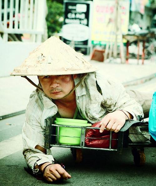 Choáng với cảnh nghèo đói của sao Việt trên màn ảnh - 1