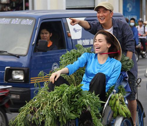 Choáng với cảnh nghèo đói của sao Việt trên màn ảnh - 7