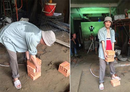 Choáng với cảnh nghèo đói của sao Việt trên màn ảnh - 4