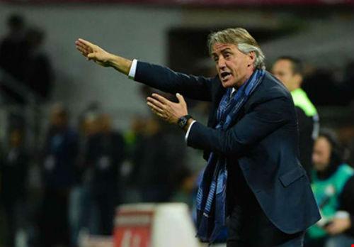 Báo Anh tiết lộ Mancini sẽ là HLV trưởng tuyển Anh - 1