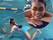 Bất ngờ với gu thời trang đi bơi của Phương Mỹ Chi
