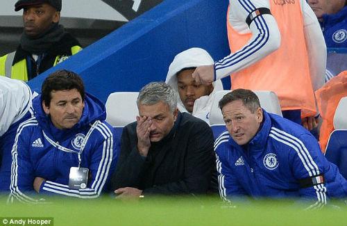 """MU – Mourinho: Đến thời của quý ngài """"thuyết âm mưu"""" - 2"""