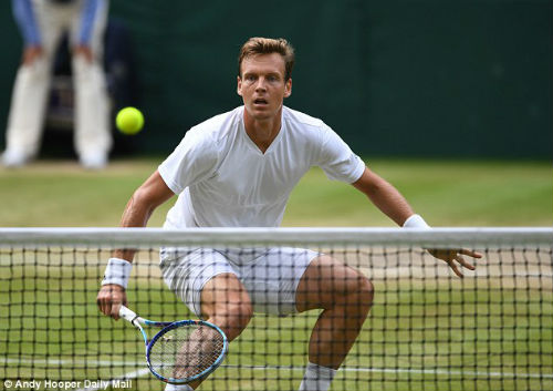 Wimbledon ngày 12: Chung kết Raonic - Murray - 4
