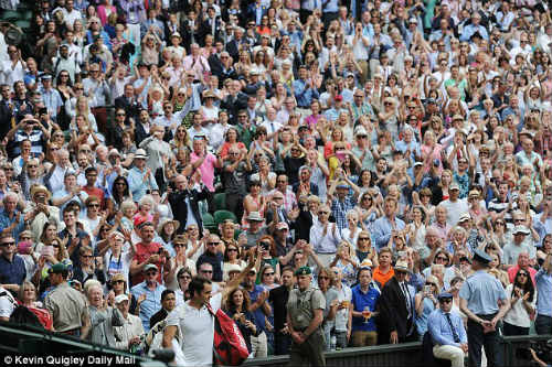 Wimbledon ngày 12: Chung kết Raonic - Murray - 9