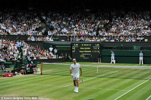 Wimbledon ngày 12: Chung kết Raonic - Murray - 7