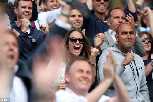 Wimbledon ngày 12: Chung kết Raonic - Murray - 2