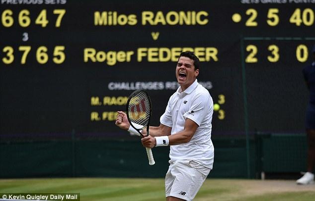 Wimbledon ngày 12: Chung kết Raonic - Murray - 5
