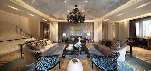 """Choáng ngợp với """"dinh thự đắt nhất TQ"""" giá 3.500 tỉ - 10"""