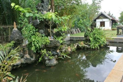 Dinh thự gỗ quý như cung điện của MC Thu Hương - 6