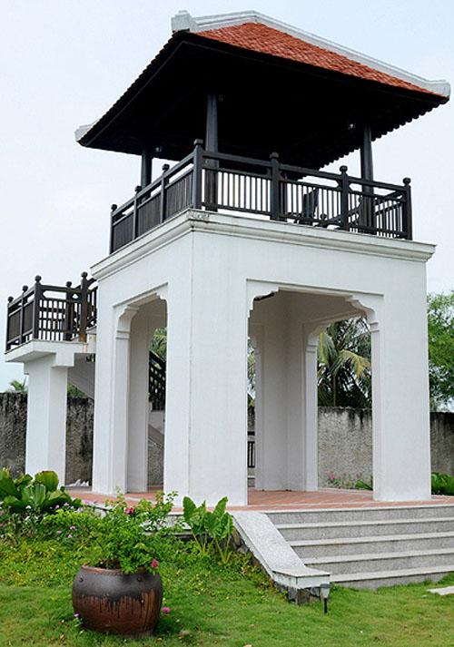 Dinh thự gỗ quý như cung điện của MC Thu Hương - 9