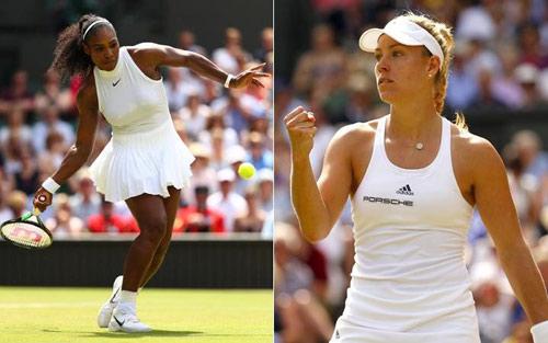 Wimbledon ngày 13: Serena, kỷ lục & phục hận - 1