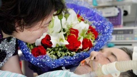 Người đàn ông bị đột quỵ hiến tạng cứu 6 người - 4