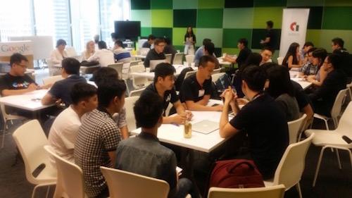 Google tặng 10 chuyến tham quan văn phòng tại Singapore - 1