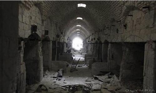 Ảnh: So sánh Syria trước và sau 5 năm nội chiến - 2