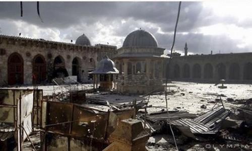 Ảnh: So sánh Syria trước và sau 5 năm nội chiến - 10