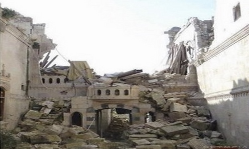 Ảnh: So sánh Syria trước và sau 5 năm nội chiến - 6