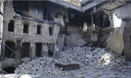 Ảnh: So sánh Syria trước và sau 5 năm nội chiến - 12