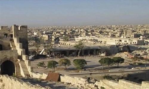 Ảnh: So sánh Syria trước và sau 5 năm nội chiến - 16