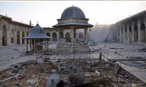 Ảnh: So sánh Syria trước và sau 5 năm nội chiến - 20