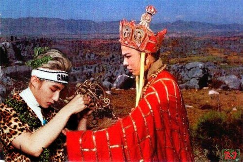 Sơn Tùng bị fan cuồng chế ảnh Tây Du Ký - 3
