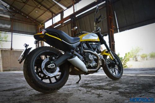 """Top 10 lý do khiến bạn """"phải lòng"""" Ducati Srambler Icon - 7"""