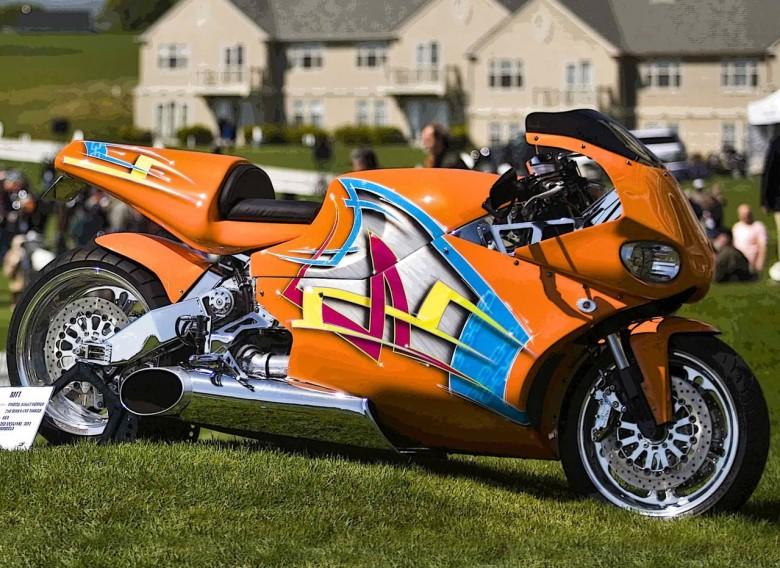 16 mẫu xe mô tô đắt nhất thế giới (P2) - 1