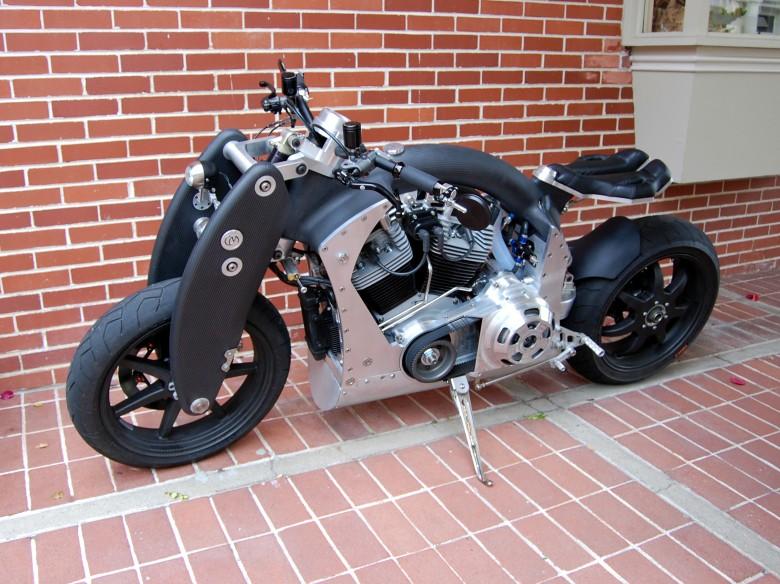 16 mẫu xe mô tô đắt nhất thế giới (P2) - 7