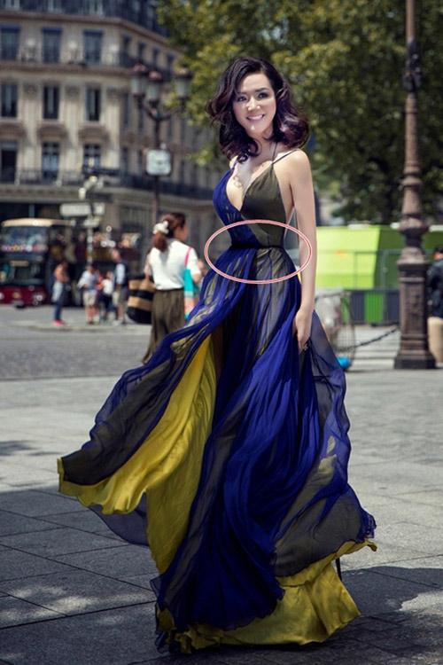 Dở khóc dở cười khi sao Việt photoshop ảnh quá tay - 1