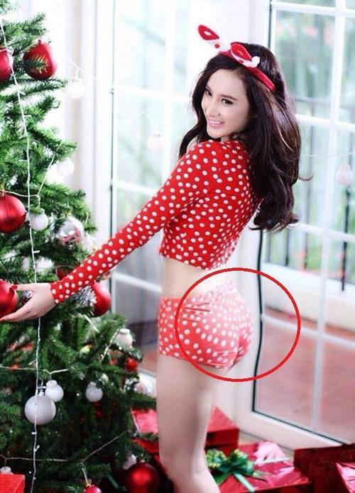 Dở khóc dở cười khi sao Việt photoshop ảnh quá tay - 3