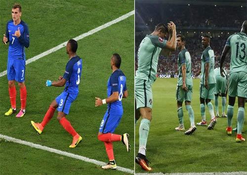 Đọ đội hình Pháp – Bồ Đào Nha: Chủ nhà thắng thế - 1