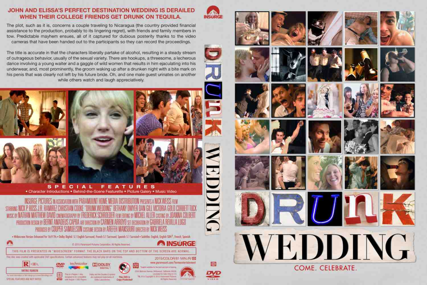 Trailer phim: Drunk Wedding - 1