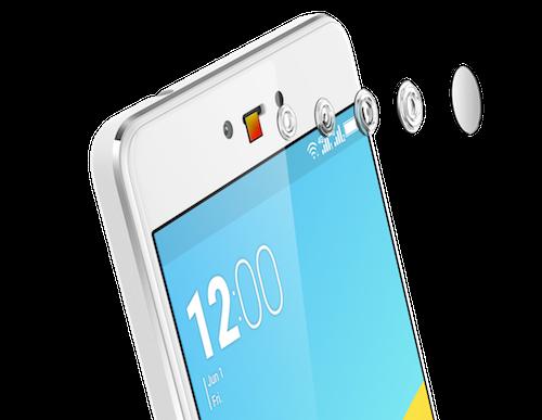 Gionee tung bộ đôi smartphone RAM 3GB, giá rẻ - 2