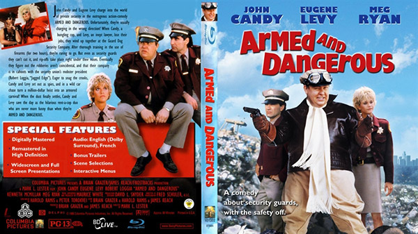 Trailer phim: Armed And Dangerous - 1