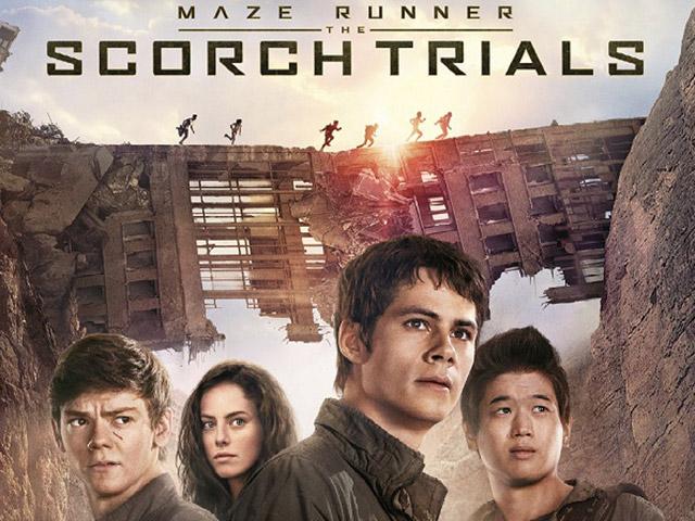 Trailer phim: Maze Runner: The Scorch Trials - 1