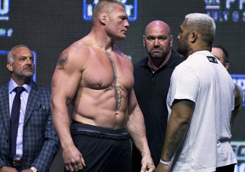 UFC 200: Kiều nữ khỏa thân mới đủ cân thi đấu - 5