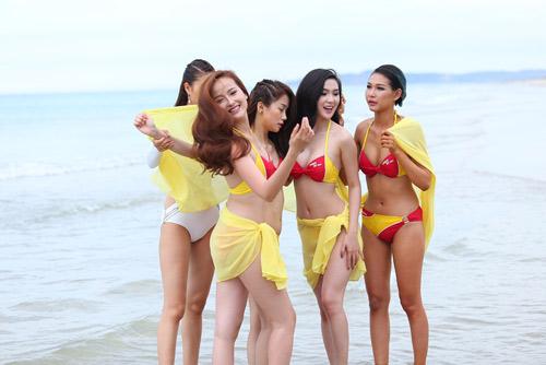 """Quỳnh Mai """"siêu vòng 3"""" lại gây bất đồng ở The Face - 8"""