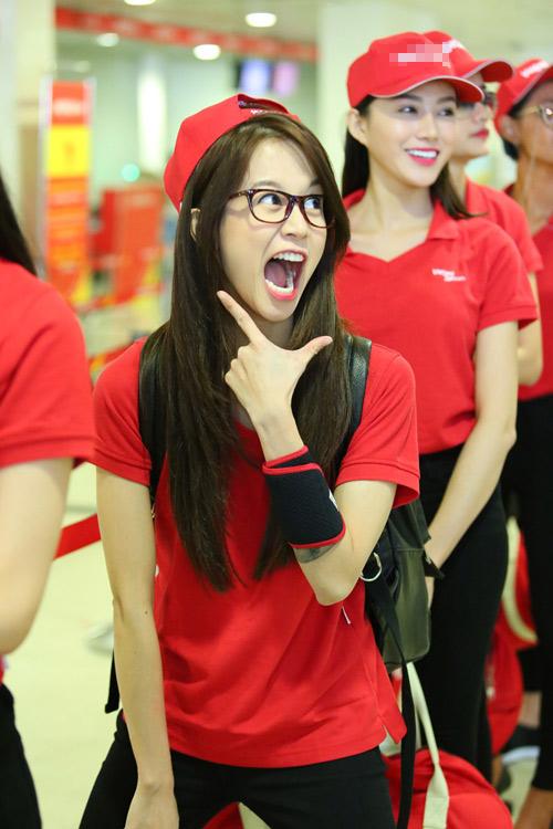 """Quỳnh Mai """"siêu vòng 3"""" lại gây bất đồng ở The Face - 10"""