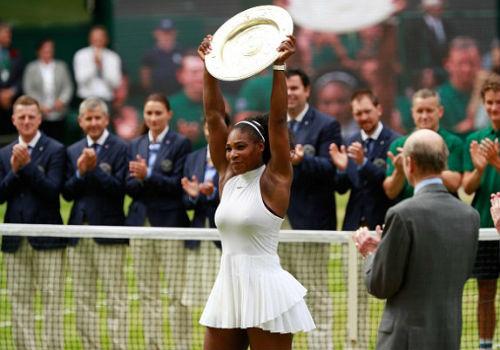 Serena - Kerber: Quyết tâm được đền đáp (CK Wimbledon) - 1