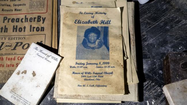 Ám ảnh nhà tang lễ bị bỏ hoang ở Mỹ - 7