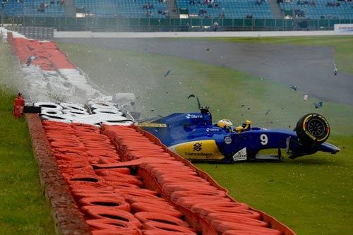 F1, phân hạng British GP: Căng thẳng đến giây cuối - 2