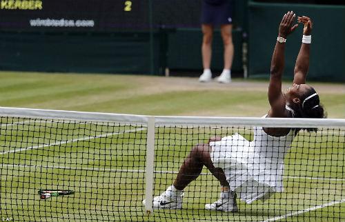 22 lần vô địch Grand Slam: Lịch sử mấy ai như Serena - 9