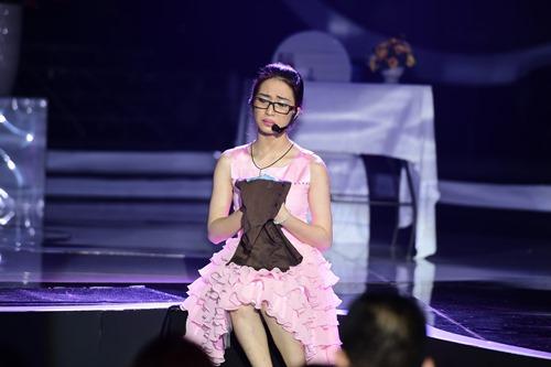 """Hoà Minzy bị loại khỏi chung kết """"Gương mặt thân quen"""" - 2"""