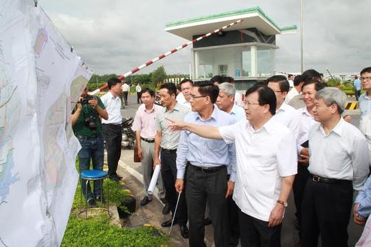 Nên lấy ý kiến dân về bản vẽ sân bay Long Thành - 1