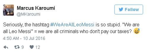 Barca kêu gọi ủng hộ Messi, bị fan dè bỉu - 2
