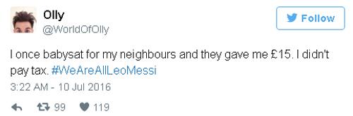 Barca kêu gọi ủng hộ Messi, bị fan dè bỉu - 3