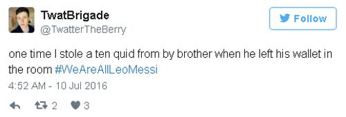 Barca kêu gọi ủng hộ Messi, bị fan dè bỉu - 4